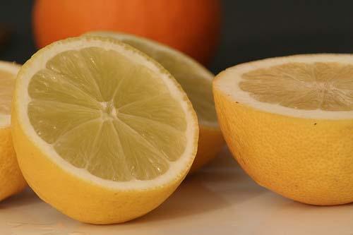 Cut Lemons by JD Lasica